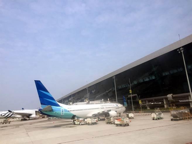 印尼航空的包機在7月22日敲定,下午4時20分(台灣時間5時20分)將自雅加達國際機場起飛。(資料照/中央社)