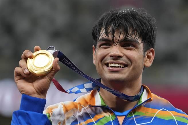 印度奧運史第2金入袋(美聯社)