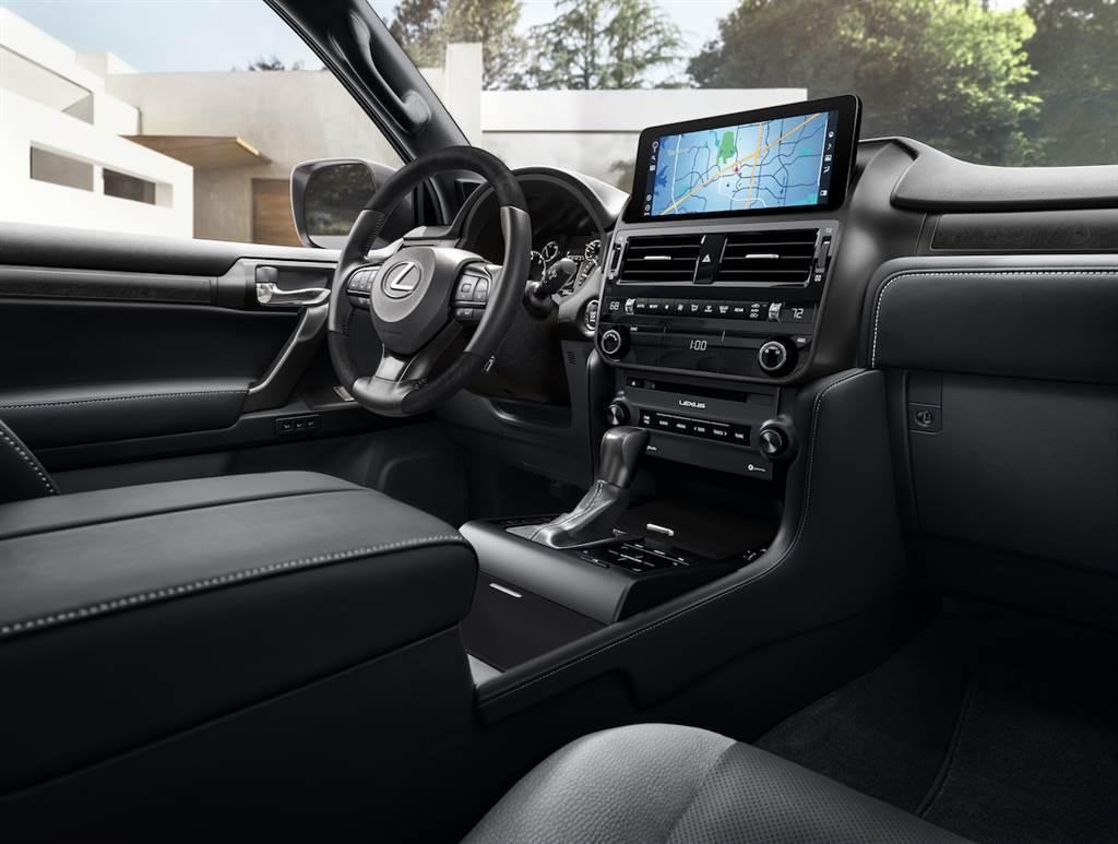 大改款前終極進化 2022年式Lexus GX460小幅升級(圖/CarStuff)