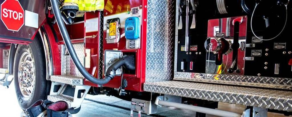 零排放的救災工具 全美首輛純電動消防車於麥迪遜上線(圖/DDCar)