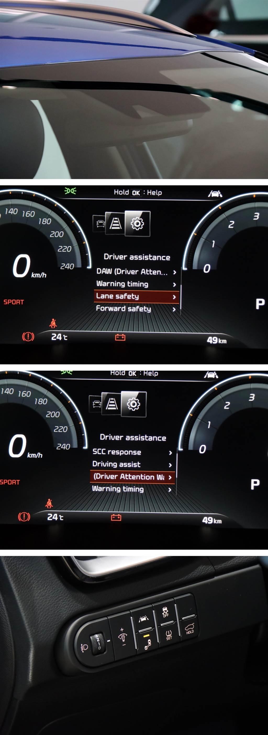 歐裔旅行車新秀 KIA Ceed Sportswagon靜態體驗(圖/CarStuff)