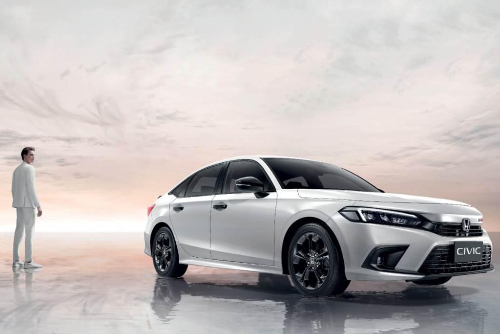 改採1.5T動力 泰國推出Honda Civic Sedan第11代(圖/CarStuff)
