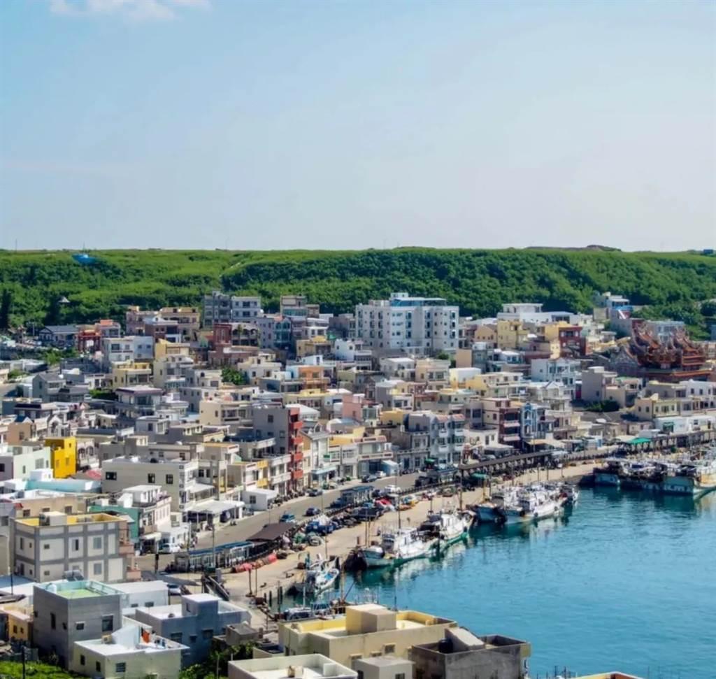 外垵漁村(圖:zouzou)