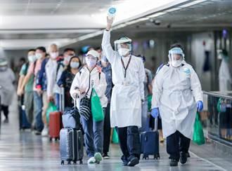 印尼新冠變種疫情嚴峻 118名僑民包機返台