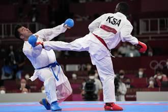 東奧》他被對手KO「一覺醒來」成為金牌!空手道規則遭網友吐槽