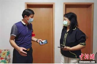 南京市江寧區台辦做好疫情期間台胞服務