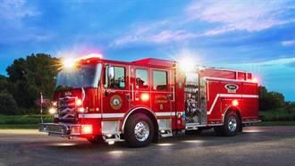 零排放的救災工具 全美首輛純電動消防車於麥迪遜上線
