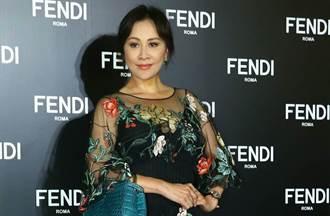 要懂得接受自己的美 55歲劉嘉玲曝保養心法