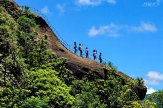 宛若置身安徽黃山 1小時走完平溪小黃山賞壯闊美景