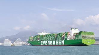 全球最大噸位 長榮新貨櫃船 彎靠台北港