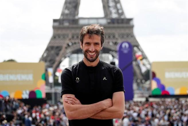 2024巴黎奧運組委會主席Tony Estanguet計畫盛大舉辦開幕典禮。(路透)