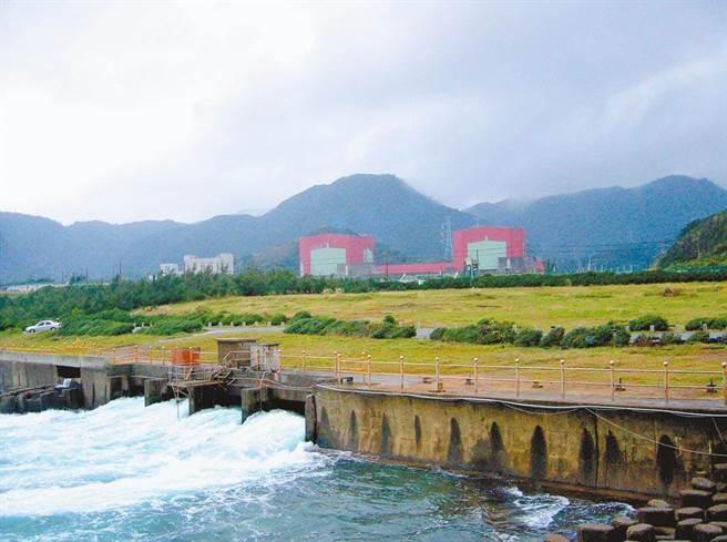 核二廠。(圖/報系資料照)