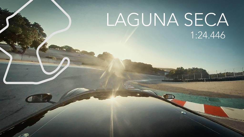 加拿大超跑擊敗McLaren Senna 刷新Laguna Seca單圈紀錄(圖/CarStuff)