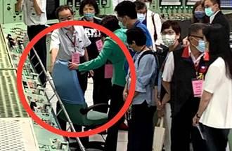 一張椅子就讓核二跳機?蔡壁如爆3疑點:拜託台電講實話