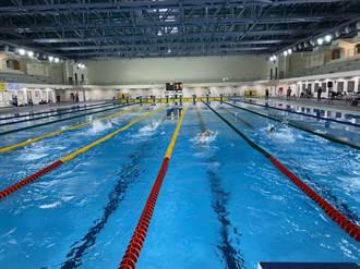 可以游泳了 中市游泳池今天起「有條件開放」