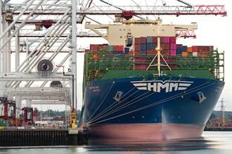 貨櫃航運還有戲?造船廠訂單爆了:上半年狂賺3800億