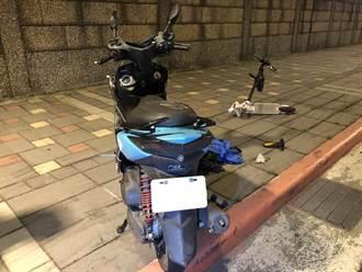 電動滑板車遭撞飛  鑑定認為滑板車上路為釀禍主因
