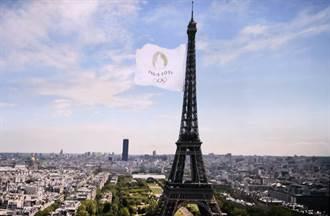 巴黎隔1百年再辦奧運 Logo曝光陳文茜解密背後含意