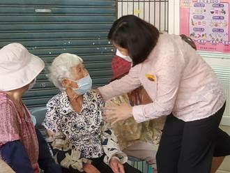 雲林縣重陽敬老金80歲至89歲加1000元 台塑企業贊助