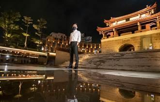 東門城劇場光之島及優人神鼓科技投影 15日晚間線上演出