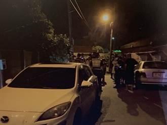 台西鄉聚眾鬥毆4人受傷 警方赴現場逮人