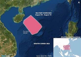 南海大演習陸方罕見低調  張競:反而要特別小心