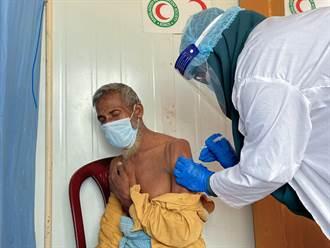 孟加拉開始為羅興亞難民接種新冠疫苗