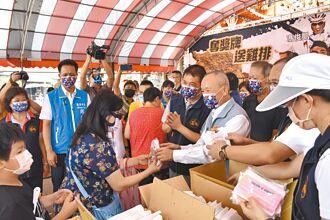 苗縣議會慶東奧 請吃6600份雞排