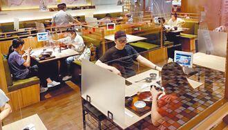 北市稽查餐廳內用 105家限期改善