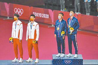 台灣vs.中華 奧運迴旋曲