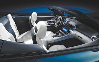 Mercedes-AMG SL內裝曝光
