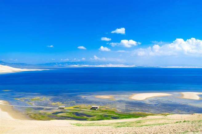 位於大陸內陸的青海,擁有面積廣袤的湖泊。 圖:Shutterstock╱來源