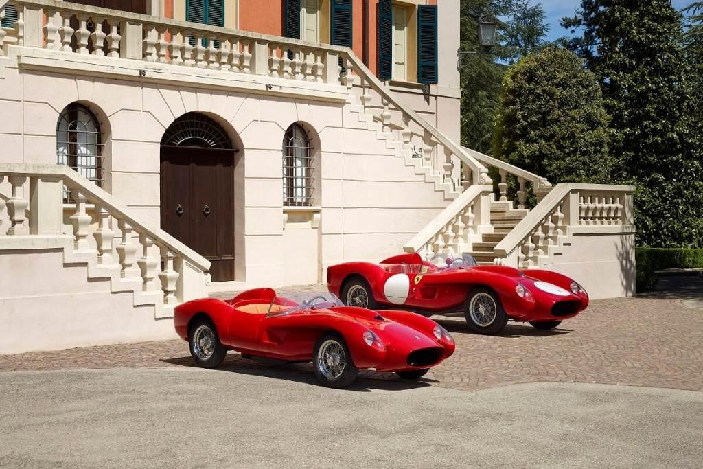 三百萬就能買Ferrari電動車 Testa Rossa J復刻經典(圖/CarStuf)