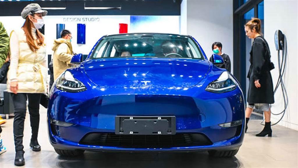 特斯拉七月中國大陸銷量大跌 69% 不足萬輛(圖/DDCar)
