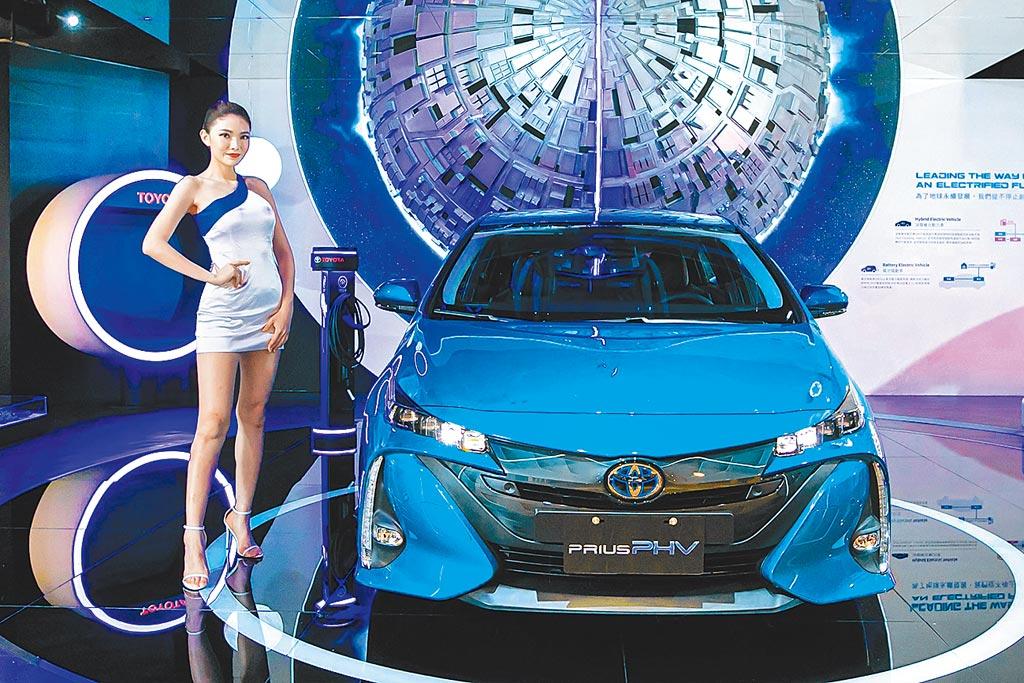 和泰車旗下TOYOTA、LEXUS掛牌數合計1萬1004台,市占33.2%,穩居龍頭。