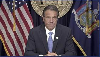 深陷11名女性性騷醜聞 紐約州長古莫宣布辭職