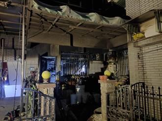 三峽民宅凌晨惡火 濃煙阻逃生一家6口與外傭3死4重傷
