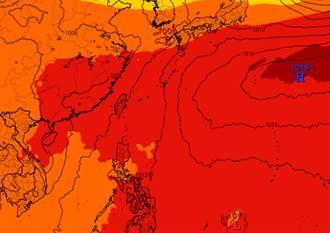 又有颱風要生成 強降雨時間曝 全台雷7天