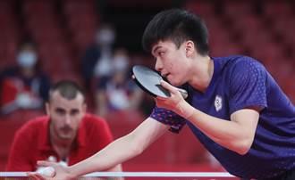 桌球》國際桌總最新排名 林昀儒世界第5 混雙被日本超越