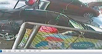 女童洗車場把玩噴槍灌爆肺部亡 生父有過失二審逆轉重判