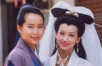 白娘子趙雅芝重遊雷峰塔 66歲真面目讓網驚「吃了唐僧嗎?」