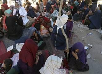 塔利班勢如破竹再攻下2城 阿富汗數萬人出逃