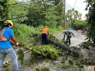 豪雨成災民眾苦 清潔隊三天清5噸垃圾更苦