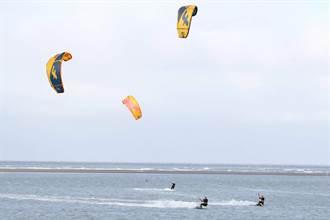 風箏衝浪列2024奧運項目 雲林規畫首屆公開賽