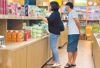 台東白米銷量減 網購零食熱賣