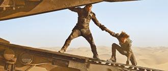 提摩西《沙丘》感受命中注定歸屬感