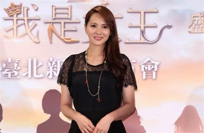 伊能靜和前夫庾澄慶育有19歲兒子小哈利。(圖/本報系資料照片)