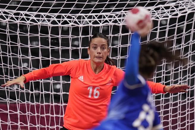 法國女子手球隊摘金(美聯社資料照)