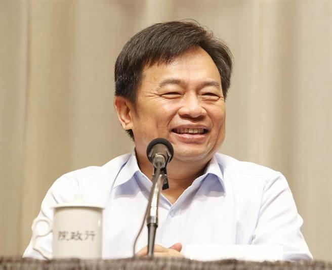 民進黨秘書長林錫耀7月初曾說民進黨沒網軍,如今又說六成民眾支持五倍券。 (圖/本報資料照)