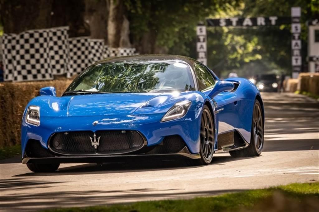 Stellantis集團發佈2021上半年財報:Maserati業績成長表現亮眼(圖/CarStuff)